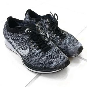 huge selection of 52737 67660 Nike. Oreo Flyknit Racer